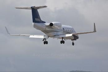 N59HJ - Private Learjet 55