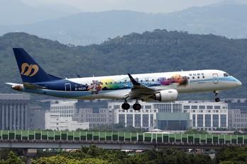 B-16829 - Mandarin Airlines Embraer ERJ-190 (190-100)