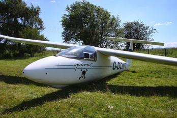 G-DDNT - Private PZL SZD-30 Pirat