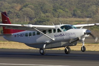TI-BCY - Sansa Airlines Cessna 208 Caravan