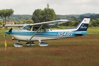 N5418V - Private Cessna 172 Skyhawk (all models except RG)
