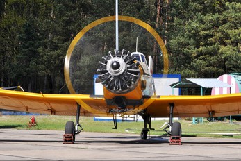 SP-FBX - Aerogryf PZL M-18 Dromader