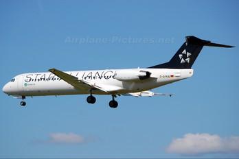 D-AFKA - Contact Air - Lufthansa Regional Fokker 100