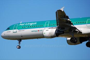 EI-CPG - Aer Lingus Airbus A321