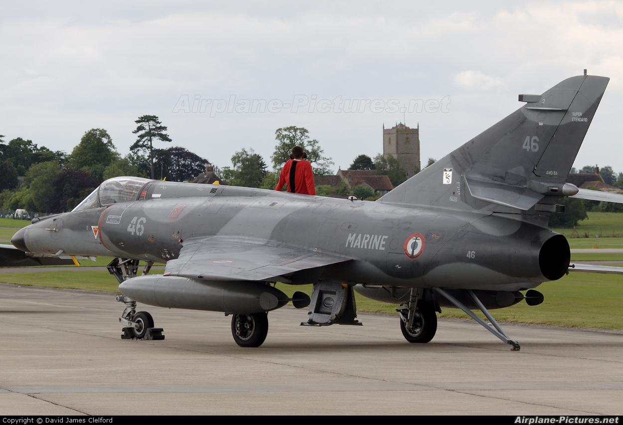 France - Navy 46 aircraft at Yeovilton