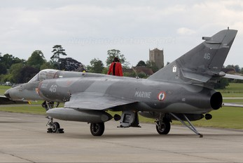 46 - France - Navy Dassault Super Etendard