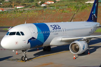 CS-TKL - SATA International Airbus A320