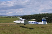 G-DDNT - Private PZL SZD-30 Pirat aircraft