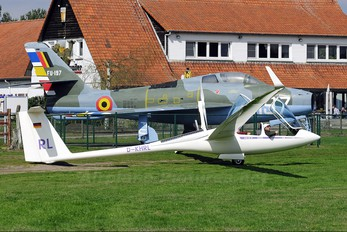 D-KHRL - Private Schleicher ASH-25