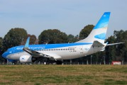 Aerolineas Argentinas - new Boeing 737. title=