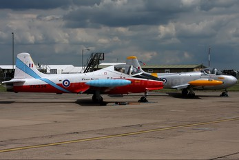 G-JPTV - Centuary Aviation BAC Jet Provost T.5A