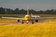 G-BIKF - DHL Cargo Boeing 757-200F aircraft