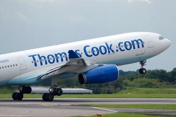 G-OMYT - Thomas Cook Airbus A330-200