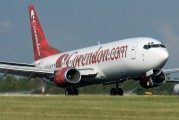 TC-TJF - Corendon Airlines Boeing 737-400 aircraft