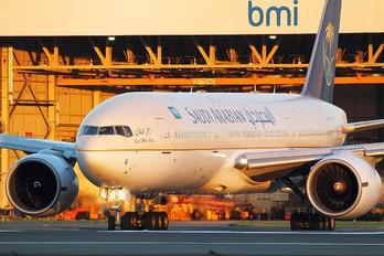 HZ-AKG - Saudi Arabian Airlines Boeing 777-200ER