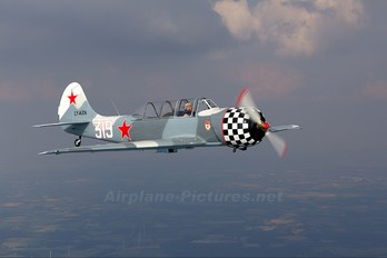 LY-AXN - Private Yakovlev Yak-52TW
