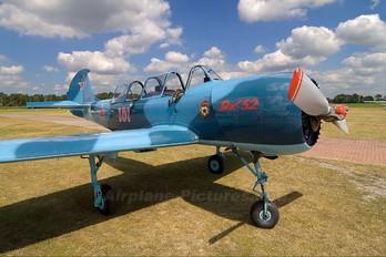 RA 2075 K - Private Yakovlev Yak-52