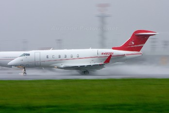 N480BA - Private Bombardier BD-100 Challenger 300 series