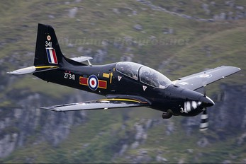 ZF341 - Royal Air Force Short 312 Tucano T.1