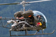 D-HEBA - The Flying Bulls Bell 47G aircraft