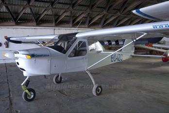 EC-IZC - Escuela de Pilotos Casarrubios Tecnam P92 Echo, JS & Super