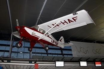 LN-HAF - Private Piper PA-22 Tri-Pacer