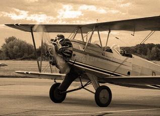 D-EAZE - Private Focke-Wulf Fw.44J Stieglitz
