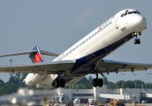 N903DE - Delta Air Lines McDonnell Douglas MD-88 aircraft