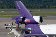 N617FE - FedEx Federal Express McDonnell Douglas MD-11F aircraft