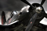 F-AZYS - Private Vought F4U Corsair aircraft