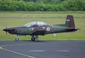 L9-53 - Slovenia - Air Force Pilatus PC-9M