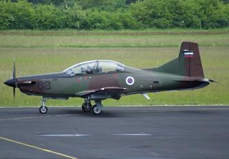 L9-63 - Slovenia - Air Force Pilatus PC-9M