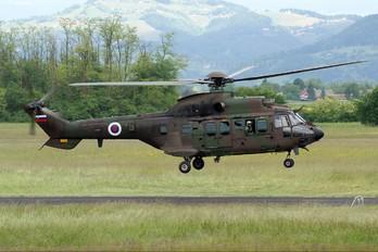 H3-71 - Slovenia - Air Force Aerospatiale AS532 Cougar