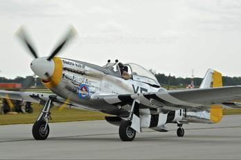 N151HR - Private North American P-51D Mustang