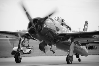 N58204 - Private Grumman F8F Bearcat