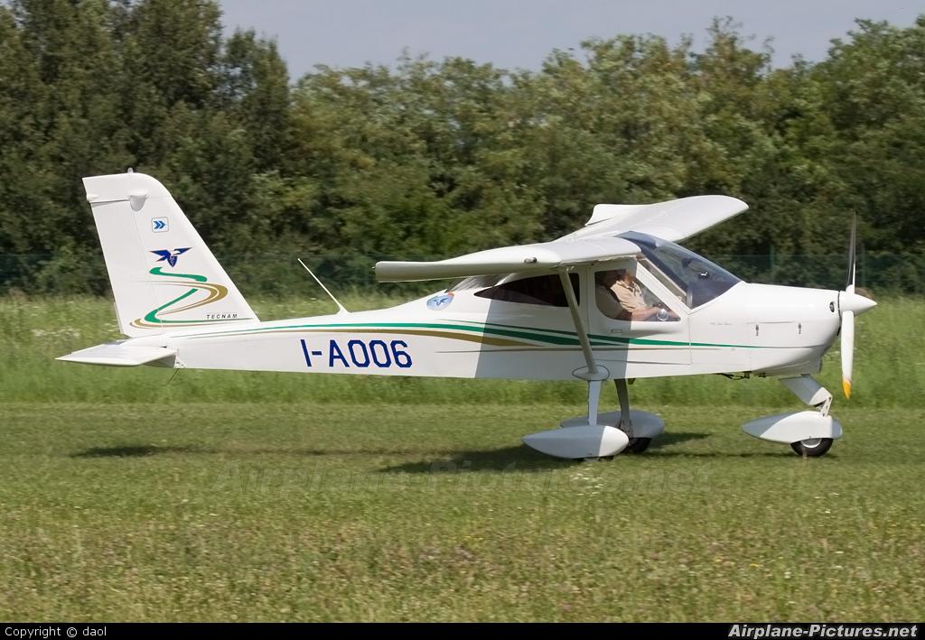 Private I-A006 aircraft at Thiene - Arturo Ferrarin