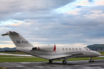 OE-FUX - Private Cessna 525A Citation CJ2