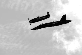 N14HP - Private Grumman XF8F-1