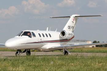 OE-FMT - Private Cessna 525 CitationJet