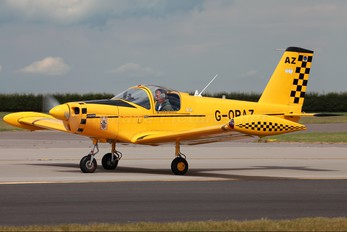 G-OPAZ - Private Pazmany PL-2