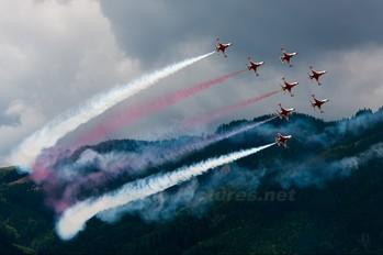 - - Turkey - Air Force : Turkish Stars Canadair NF-5A