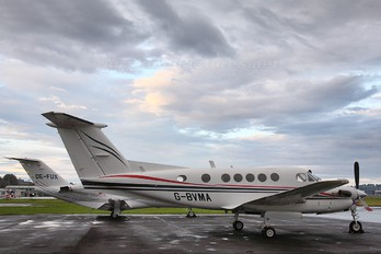 G-BVMA - Private Beechcraft 200 King Air