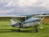 G-CCSN - Scottish Parachute Club Cessna 206 Stationair (all models) aircraft