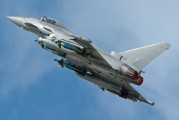 ZJ700 - Royal Air Force Eurofighter Typhoon F.2 aircraft