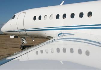 G-CGHI - Private Dassault Falcon 2000 DX, EX