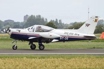 ST-30 - Belgium - Air Force SIAI-Marchetti SF-260