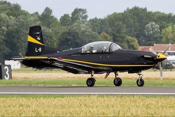 L-11 - Netherlands - Air Force Pilatus PC-7 I & II
