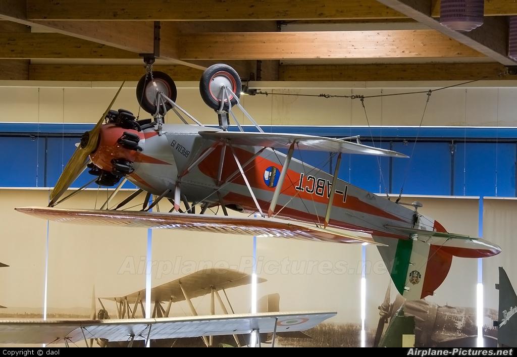 Private I-ABCT aircraft at Trento - Mattarello