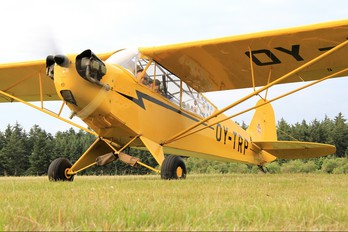 OY-TRP - Private Piper J3 Cub