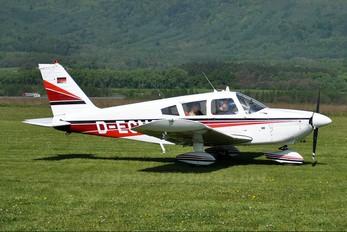 D-ECNC - Private Piper PA-28 Cherokee